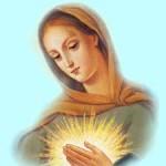 «La femme est la gloire de l'homme, Marie est l'idéal féminin», par le père L-M de Blignières.