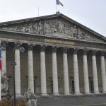 Février 2016 Femina Europa à l'Assemblée Nationale : Assises pour l'abolition universelle de la maternité de substitution (GPA).