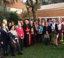 L'Union Mondiale des Organisations Féminines Catholiques se réunit à Madrid.