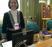 La mission de la femme dans l'Eglise, par Ana Cristina Villa Bettancourt.
