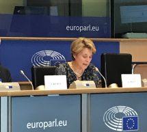 «Regards sur la grossesse et la maternité dans l'éducation»  Esther Pivet, lanceur d'alerte, Parlement européen, Bruxelles, 19 Février 2019